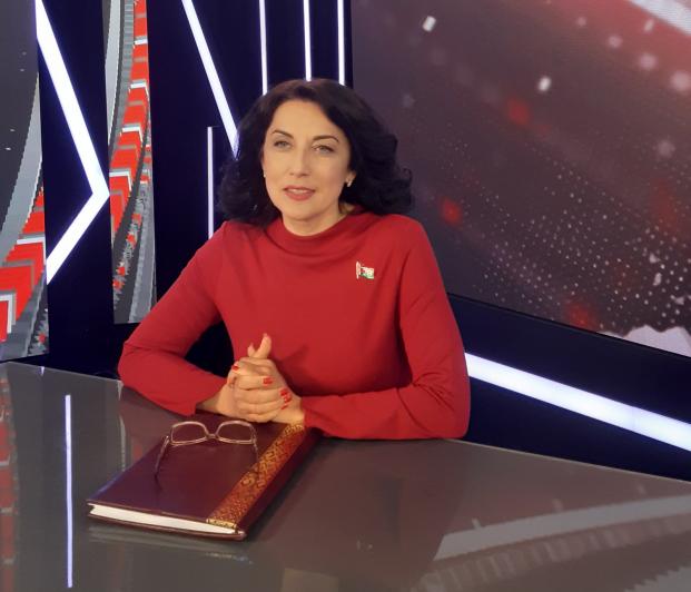 Любецкая: «Самым важным сегодня видится совершенствование законодательства в области экономики»