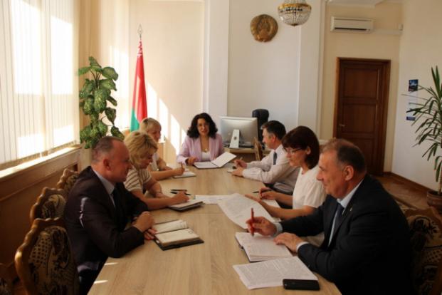 Состоялось заседание Постоянной комиссии Палаты представителей по законодательству