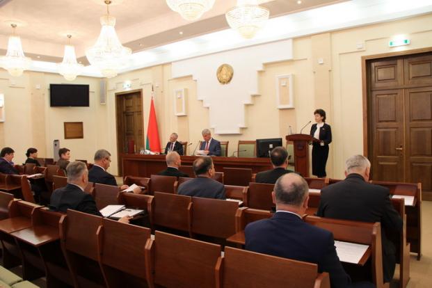 4 июня 2020 года под председательством В.П.Андрейченко состоялось заседание Совета Палаты представителей Национального собрания Республики Беларусь.